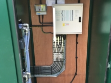 Distribution board layout  » Click to zoom ->