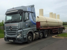 Delivery of Sewage Treatment Plant for large industrial estate  » Click to zoom ->