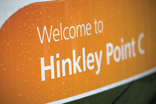 SPE wins contract at Hinkley Point C