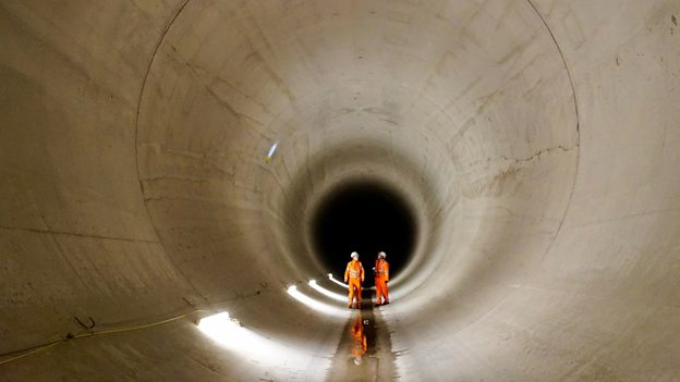 London's Super Sewer